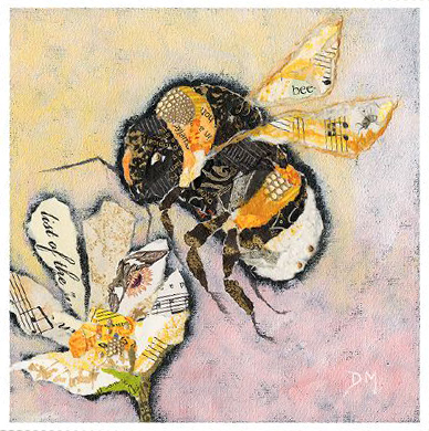 Dawn Maciocia - Bumble Bee Card