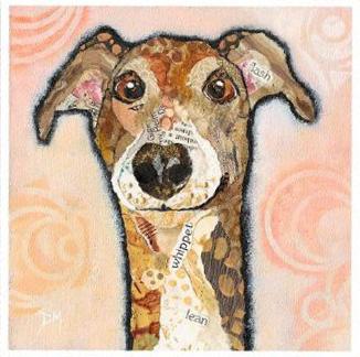 Dawn Maciocia Dog Card